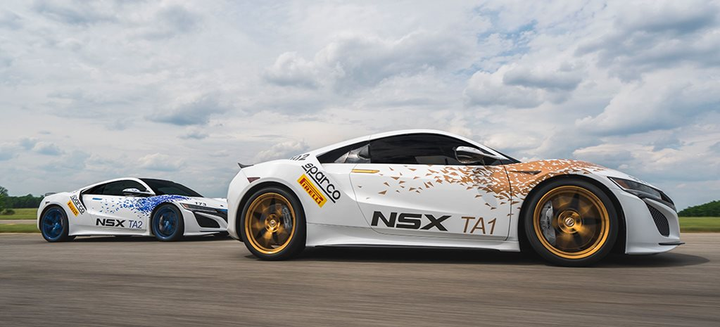 Honda NSX to race at Pikes Peak