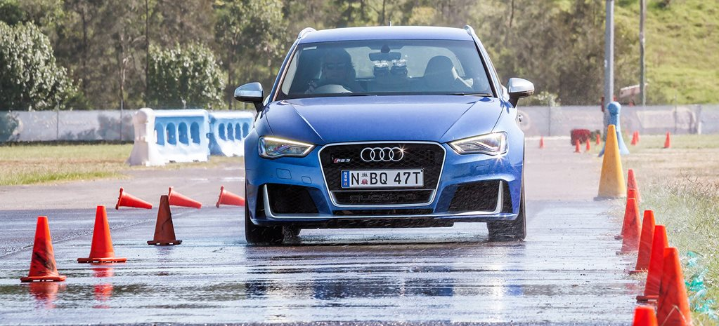 MOTOR Tyre Test 2016: Wet Braking