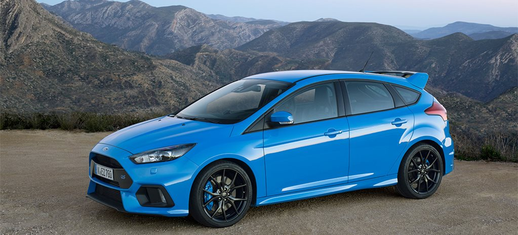 Ford Focus RS demand skyrockets