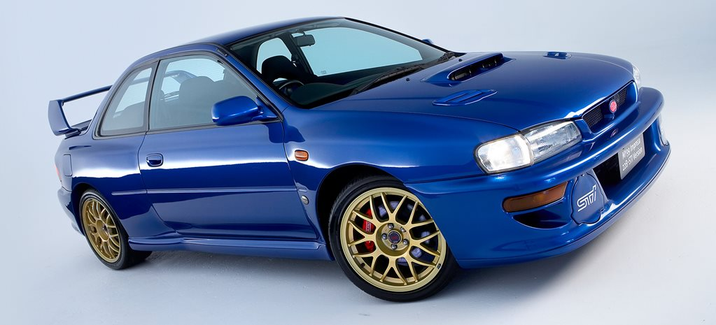 1999 Subaru 22B STi: Greatest Impreza ever