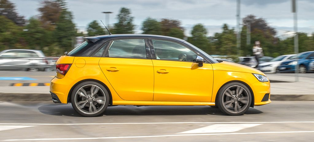 Audi S1 long-term update 4