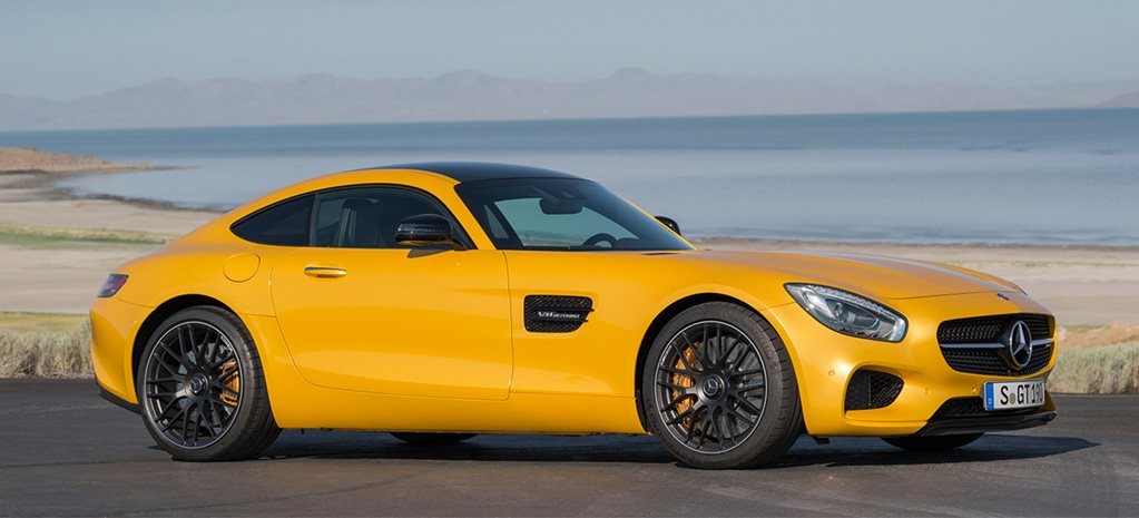 Mercedes-AMG GT range to expand