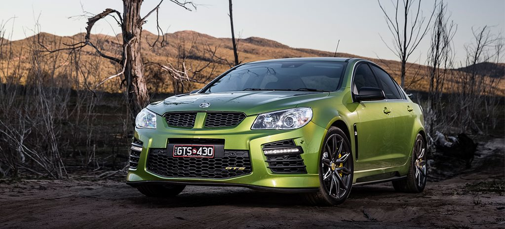 2016 HSV GTS: the fastest Aussie car ever