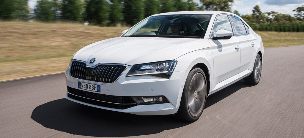 2016 Skoda Superb 206TSI review