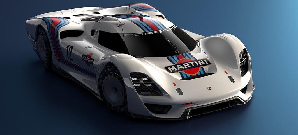 Porsche 908/04 Vision GT Concept revealed
