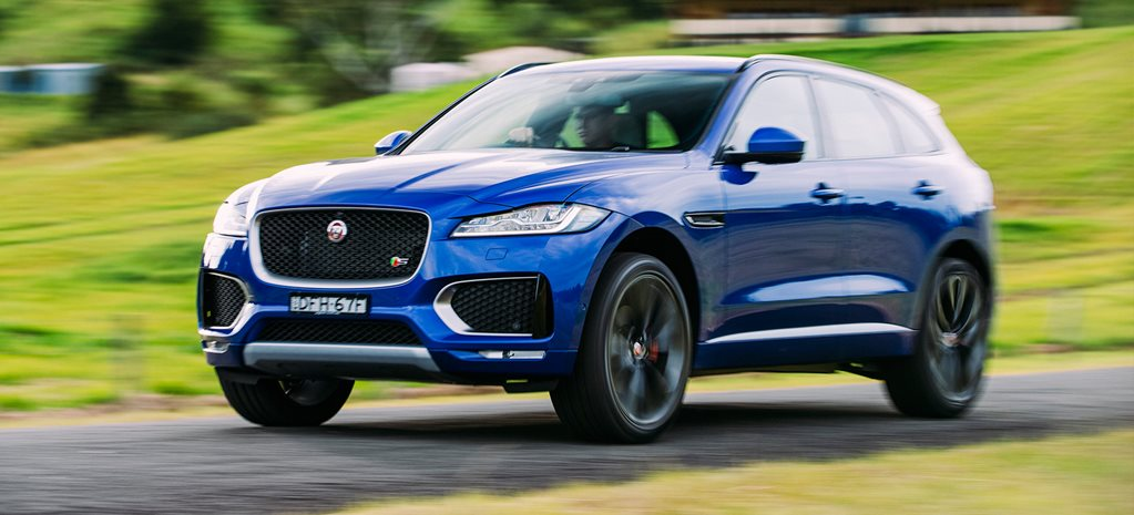 2016 Jaguar F-Pace S review