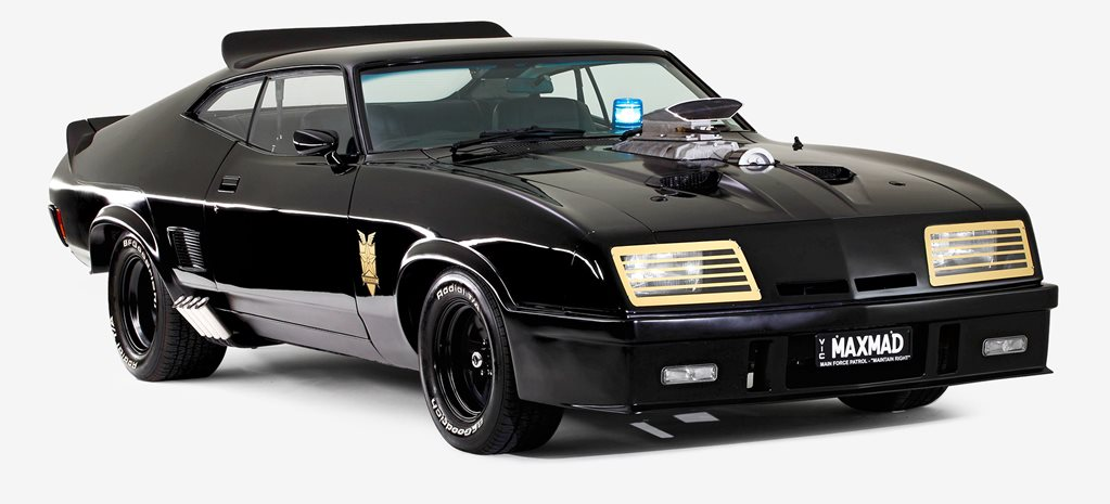 Mad Max Interceptor, 30 years on...