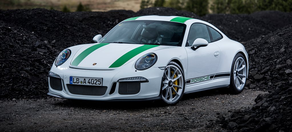 Porsche 911 R prices to skyrocket
