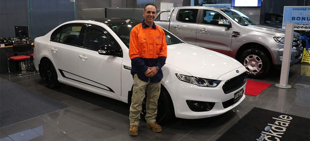First Ford Falcon XR8 Sprint sells for $92,500