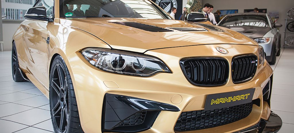 Manhart unleash 463kW BMW M2