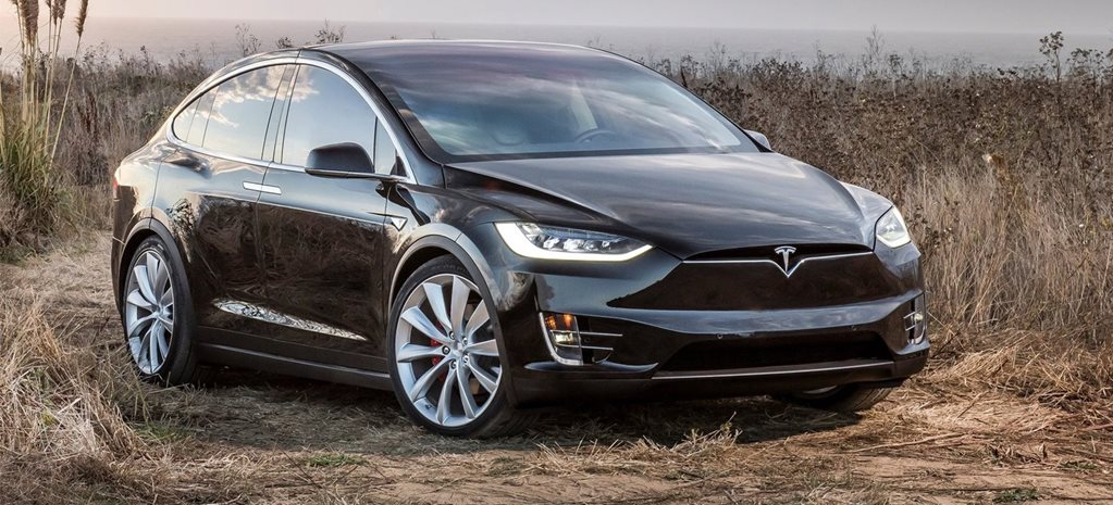 Tesla Model X arrives with 397kW/967Nm