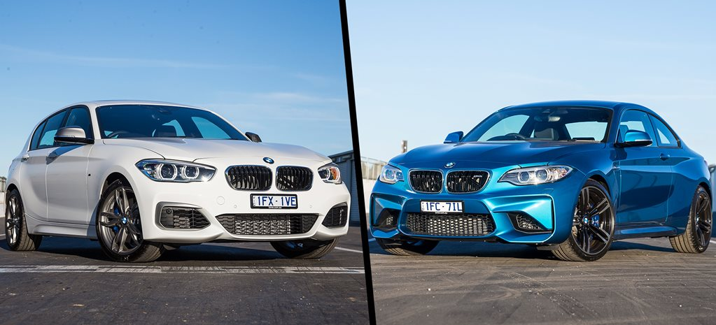 $100K to play: BMW M2 or M140i?