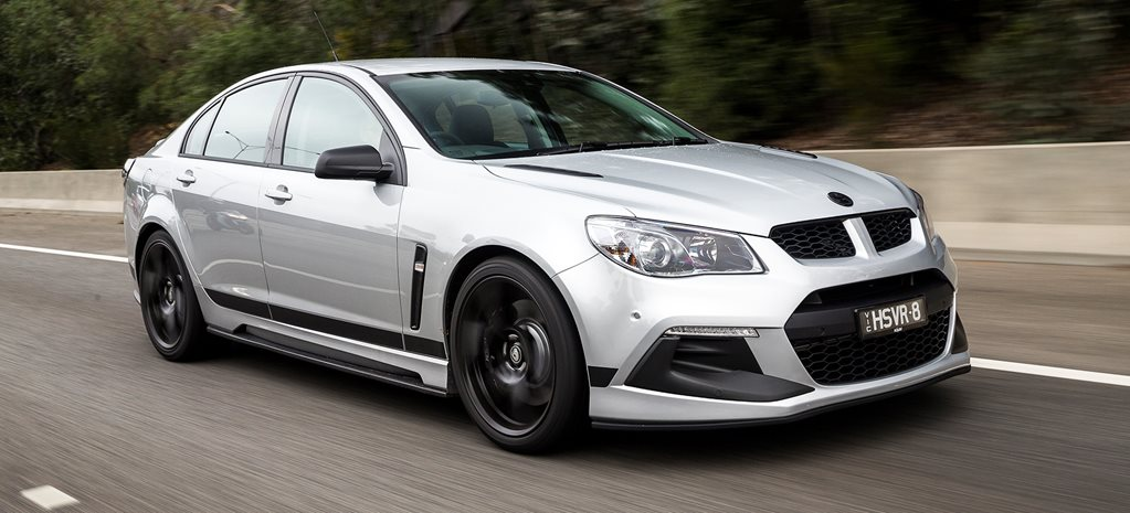 2016 HSV Clubsport R8 SV Black review