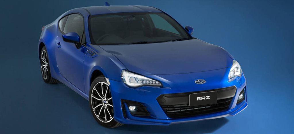 2017 Subaru BRZ/Toyota 86 tech changes revealed