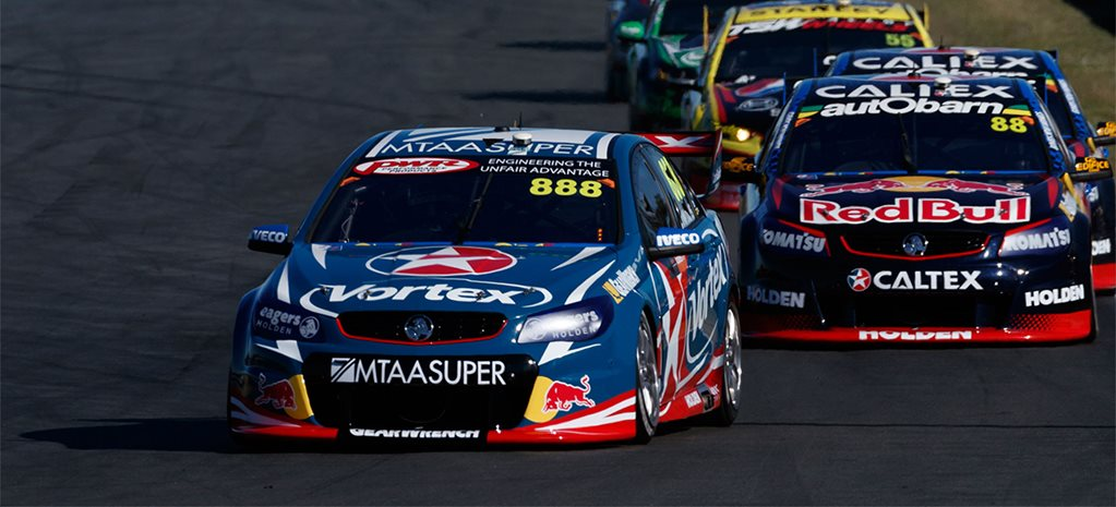 Holden switches factory support to Triple Eight