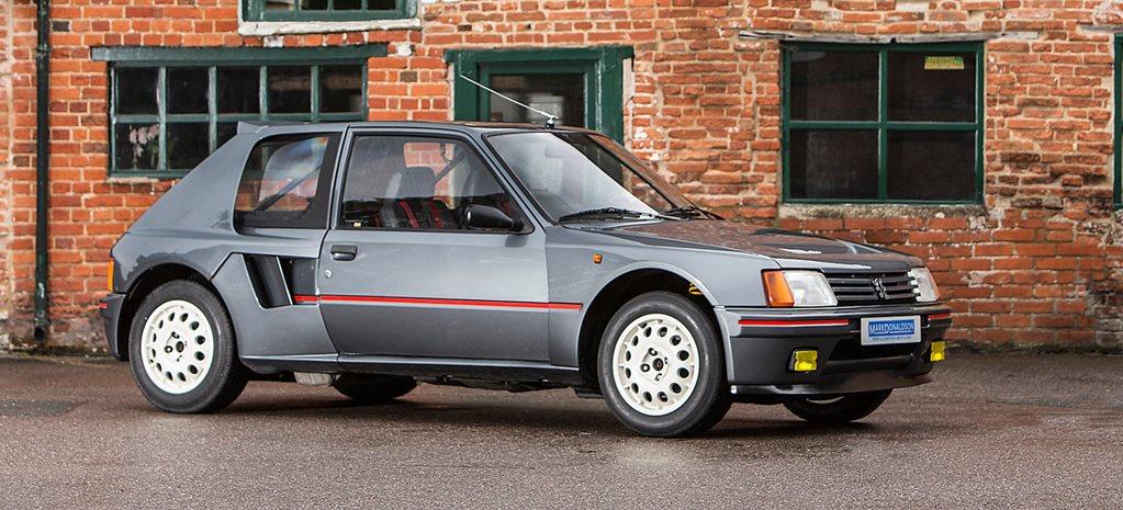 Peugeot 205 T16 for sale