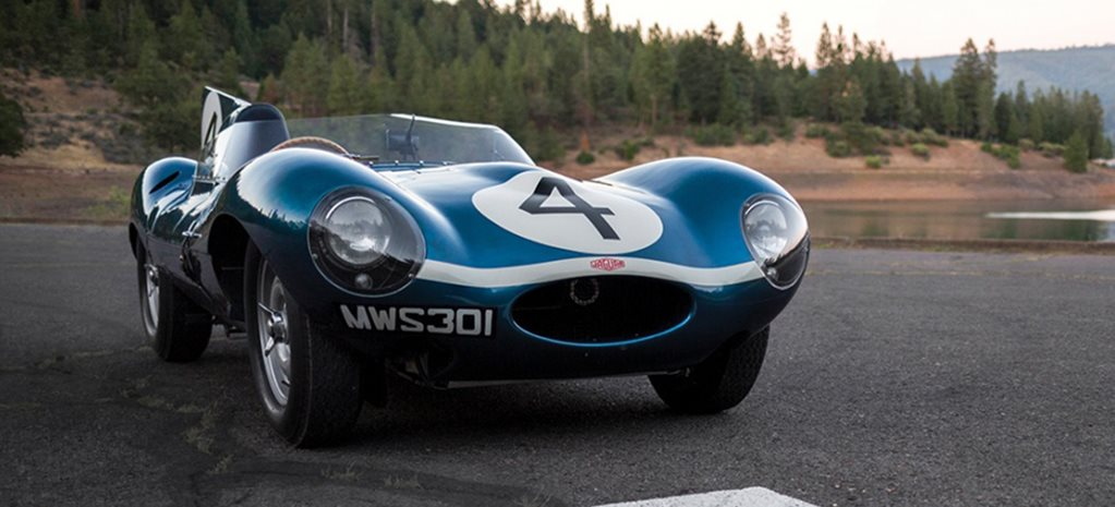 Jaguar D-Type sells for staggering $28m, breaks record