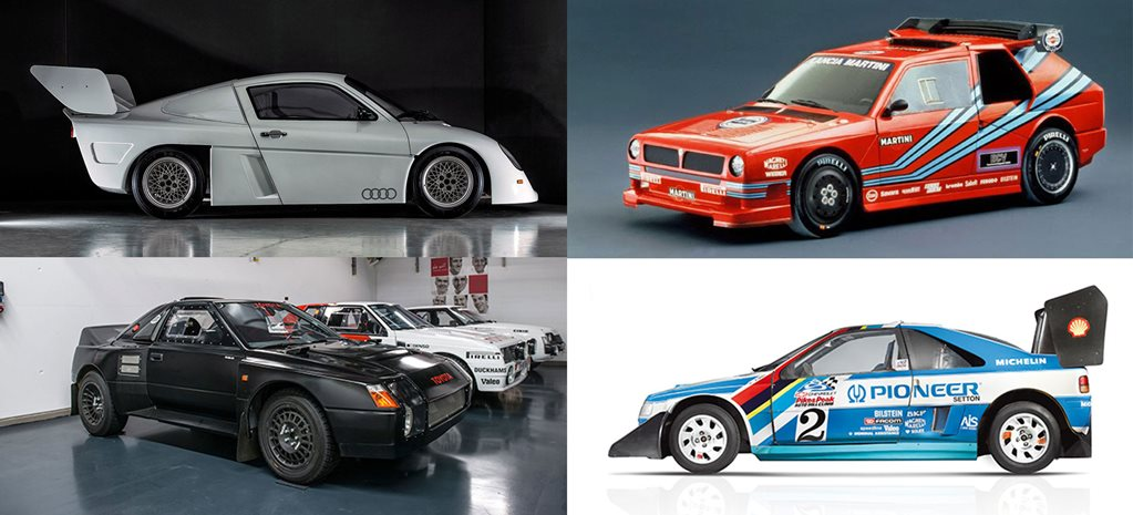 Cars of Group B: Part 3