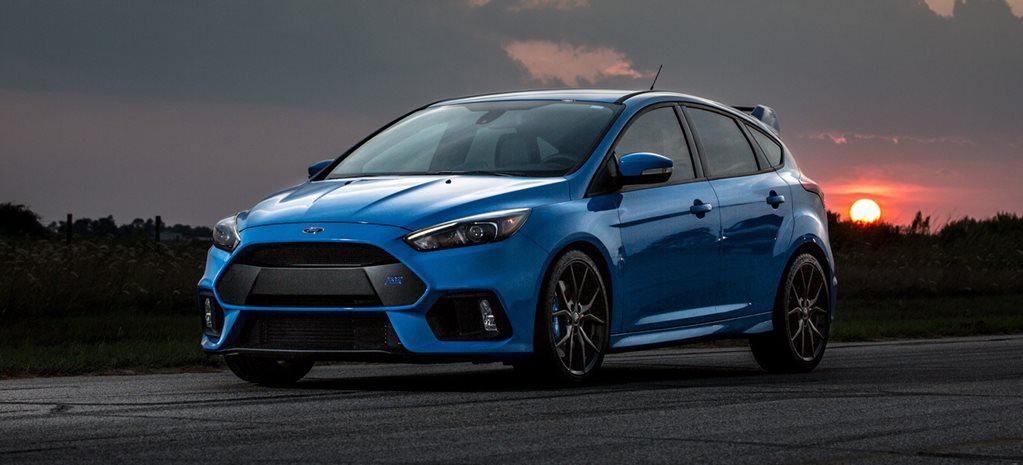 Hennessey boosts Ford Focus RS to 298kW