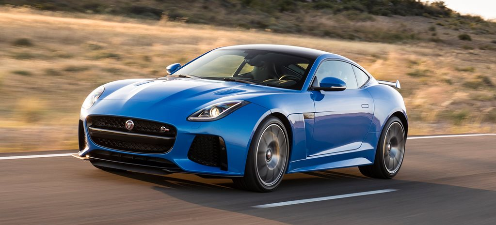 Jaguar F-Type SVR review