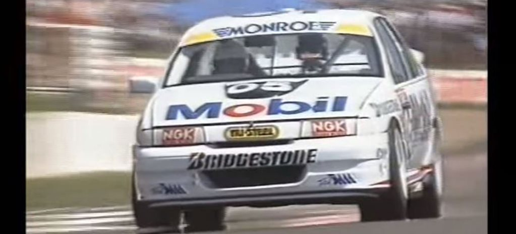 Peter Brock's best Bathurst moments