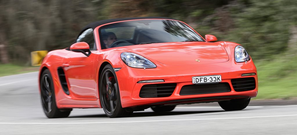 2016 Porsche 718 Boxster Review