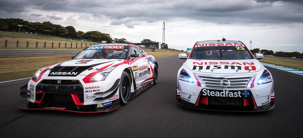 Nissan stays in Supercars