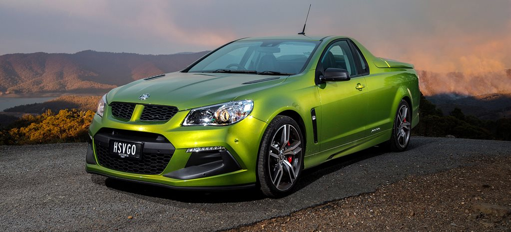 HSV Maloo R8 LSA: Celebrating the manual gearbox