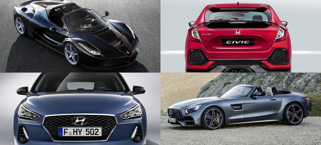 2016 Paris Motor Show: performance cars to expect