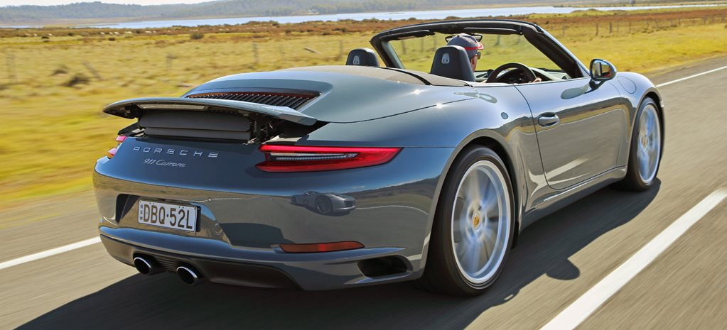 2016 Porsche 911 Cabriolet review