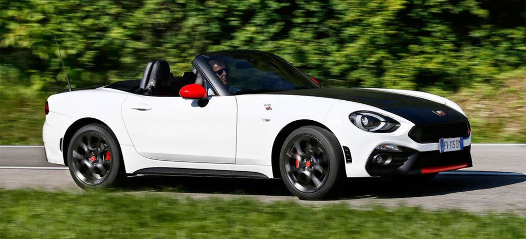 Abarth 124 Spider pricing revealed