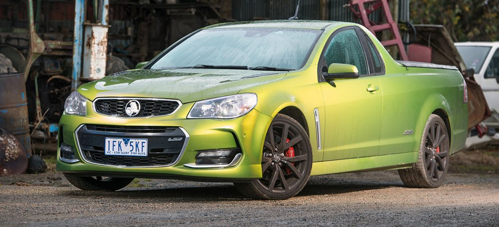 2016 Holden Commodore SS-V Redline ute: long-term report 1