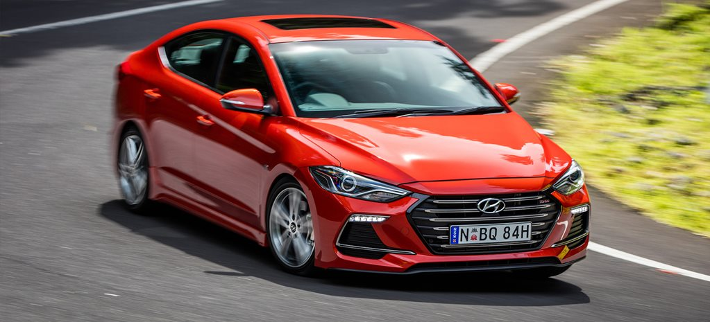 2016 Hyundai Elantra SR Turbo review
