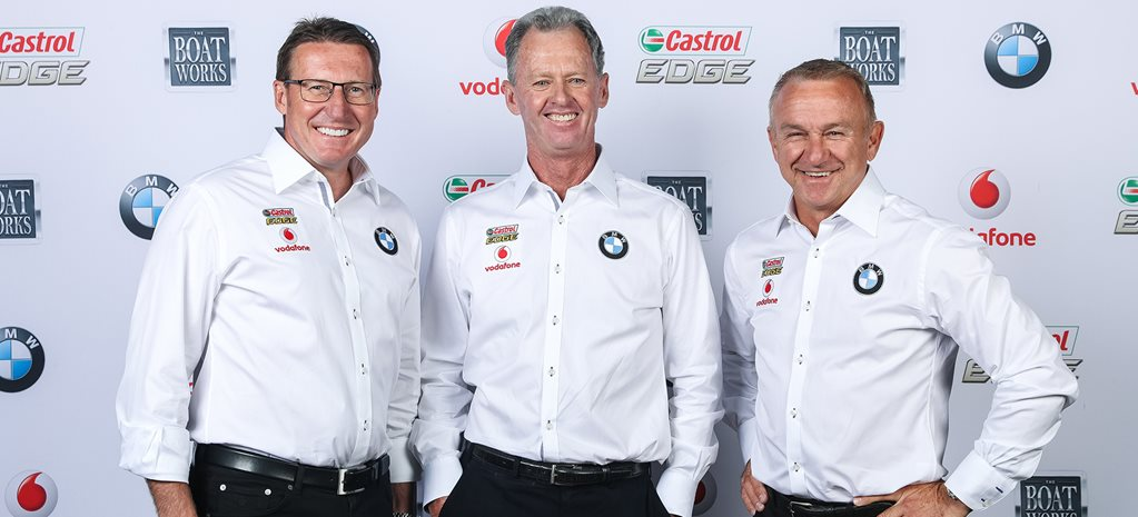 BMW at Bathurst: Tony Longhurst interview