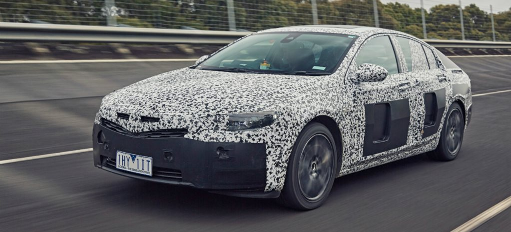 2018 Holden NG Commodore details revealed