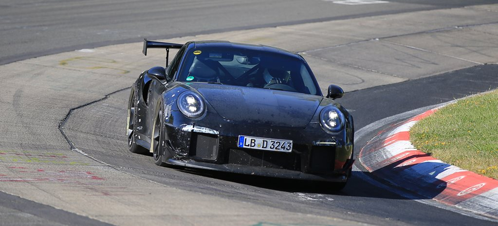 2018 Porsche 911 GT2 RS: What We Know So Far