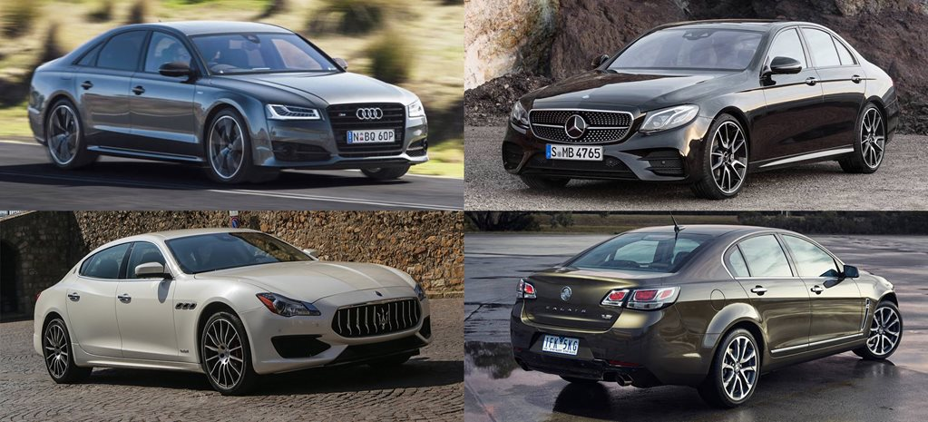 Top 5 new sleeper sedan cars