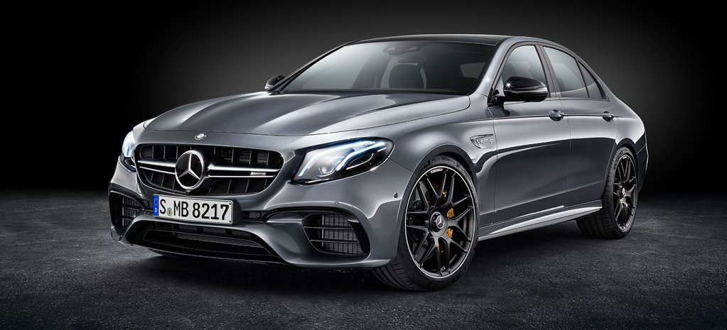 2017 Mercedes-AMG E63 S: Everything you need to know