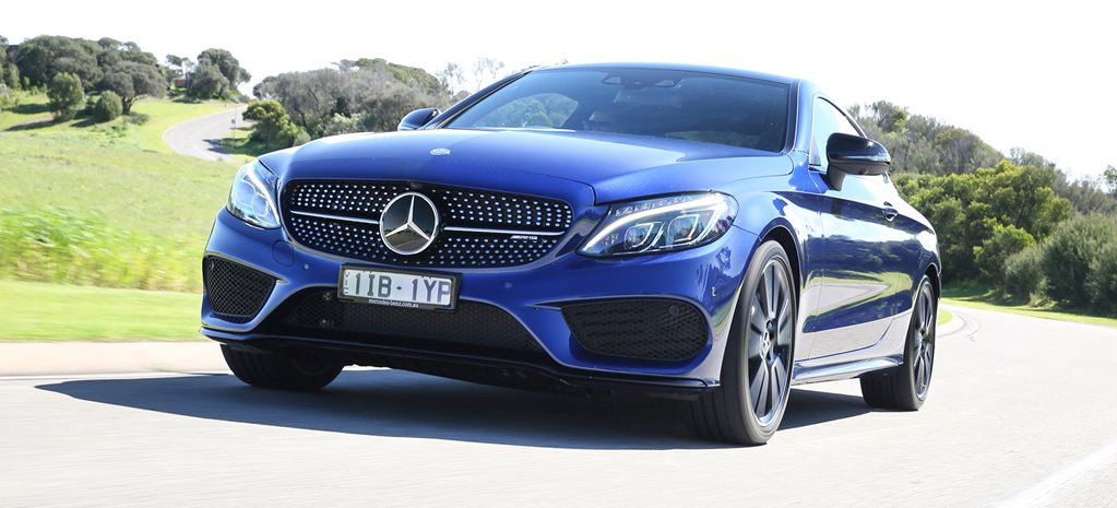 2016 Mercedes-AMG C43 review