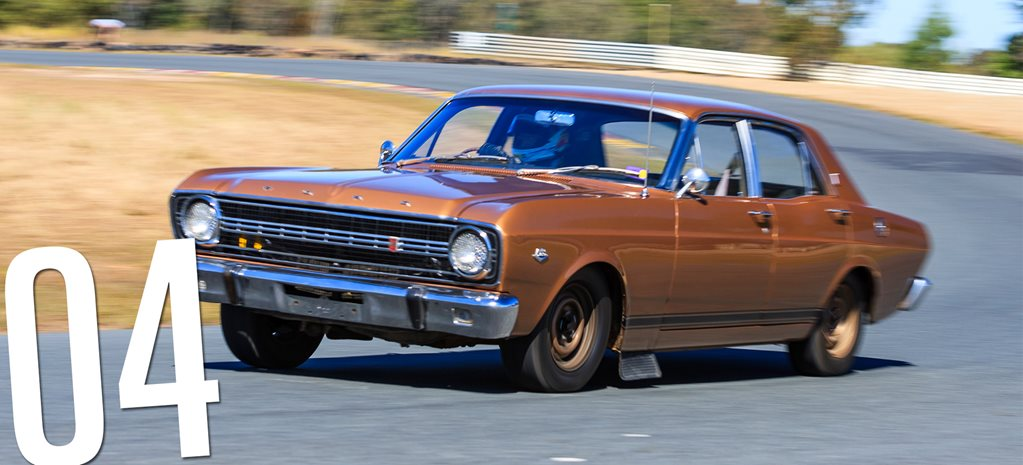XR Falcon GT: Fast Ford Falcons