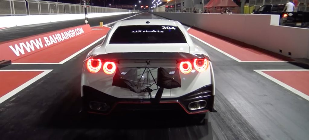 World's fastest Nissan GT-R rips 7 second quarter