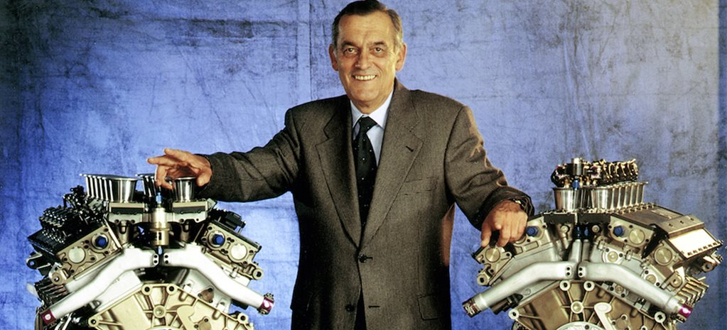 Vale Paul Rosche: BMW's engine genius
