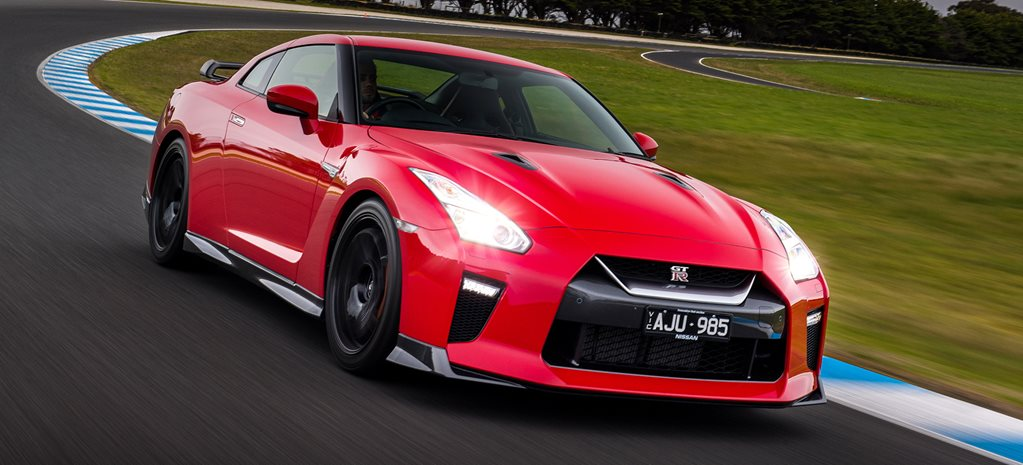 2017 Nissan GT-R Track Edition review