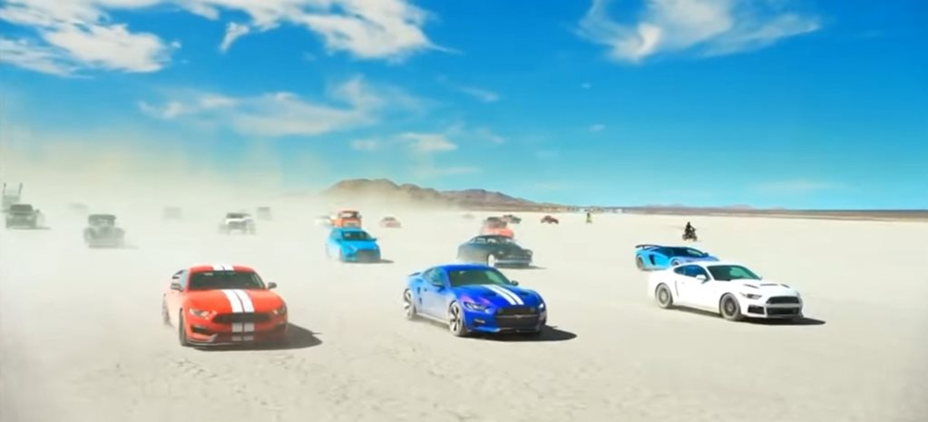 Video: Grand Tour opening scene leaks, looks epic