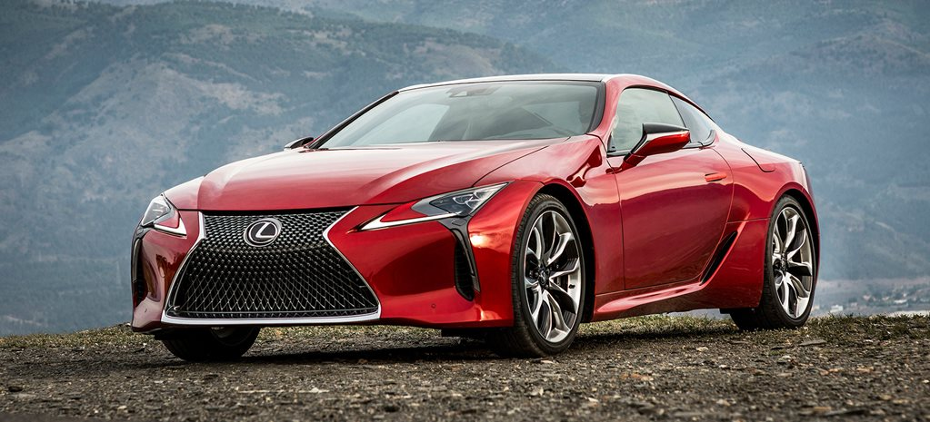 Lexus LC500 locked in to arrive by mid-2017