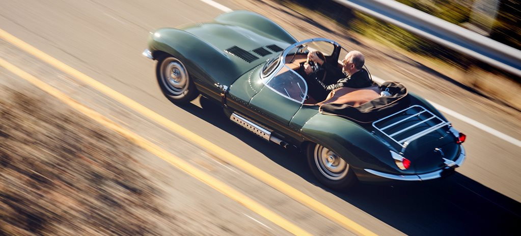 Jaguar offers nine new XKSS