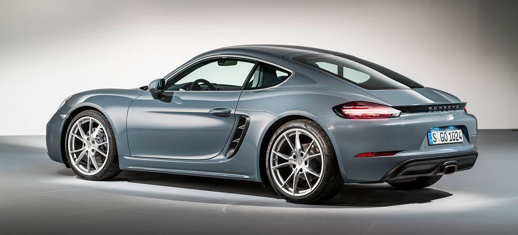 Best Chassis of 2016: Porsche Cayman S