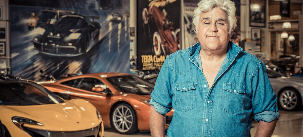 Jay Leno's Mind-Blowing Garage: In pics