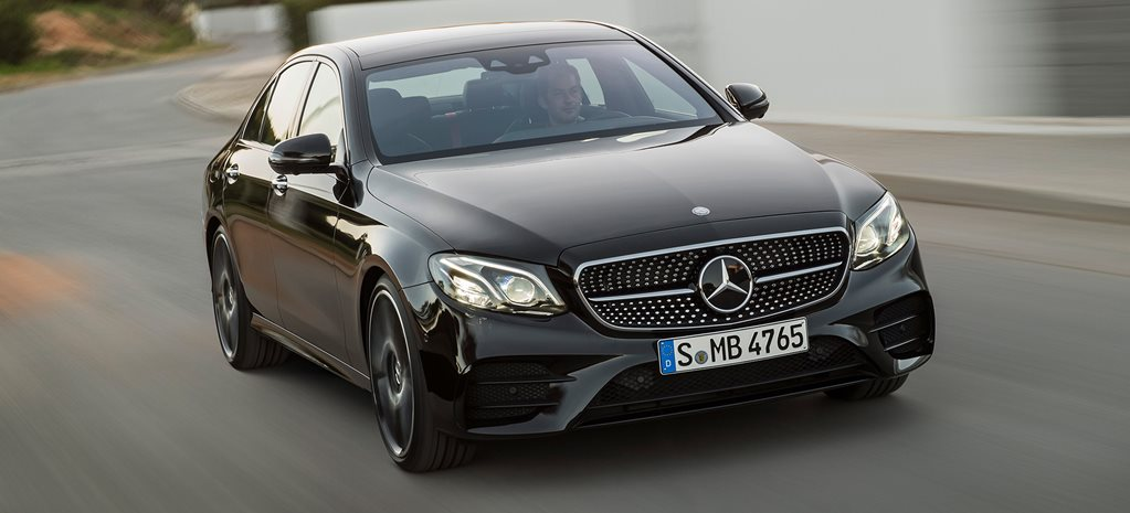 2016 Mercedes-AMG E43 review