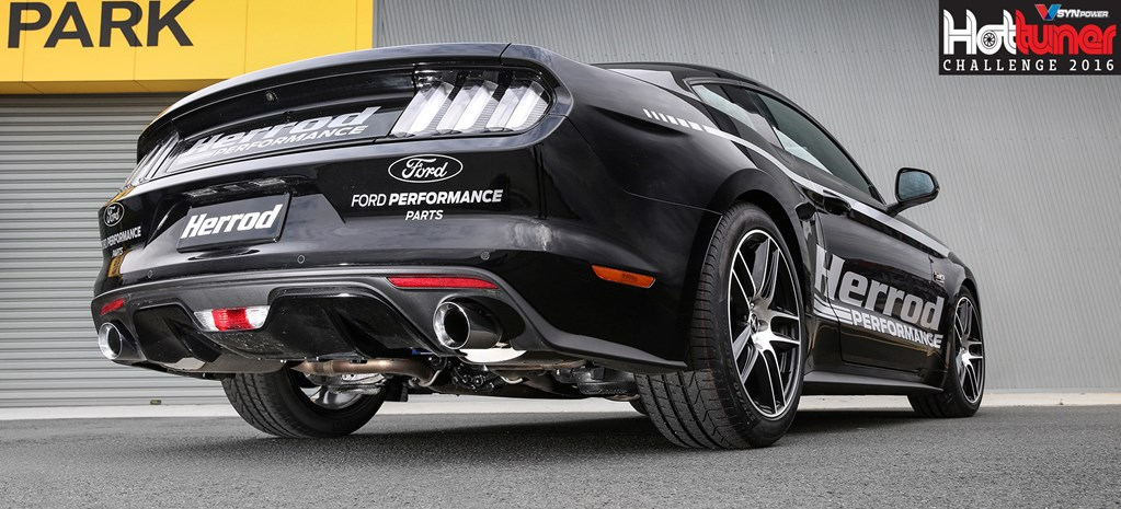 Herrod Performance Ford Mustang: Hot Tuner 2016